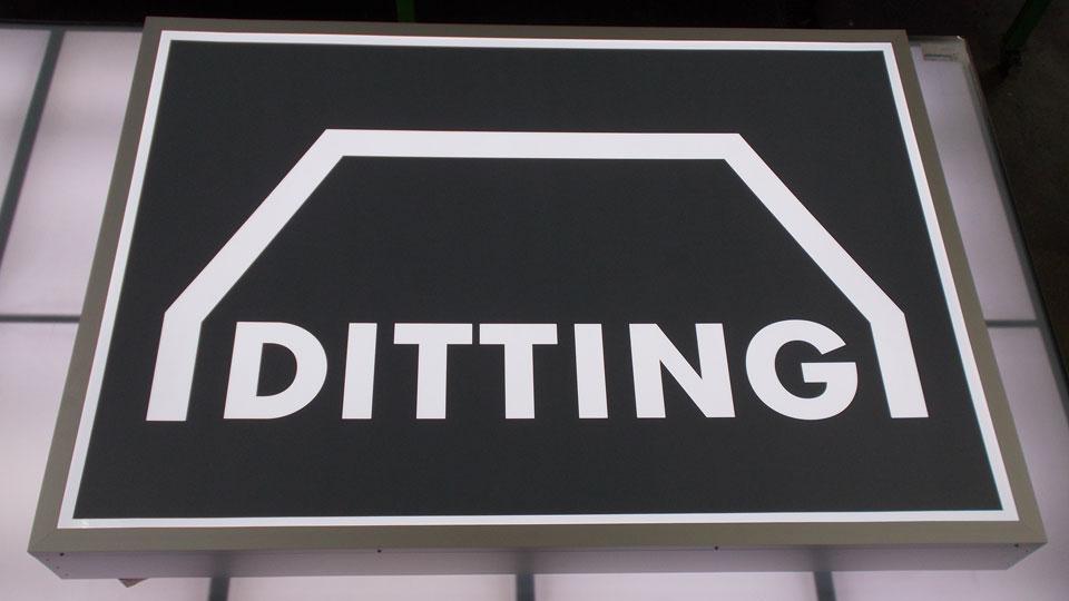 Ditting - Leuchtkästen | Gennat + Petersen Werbung
