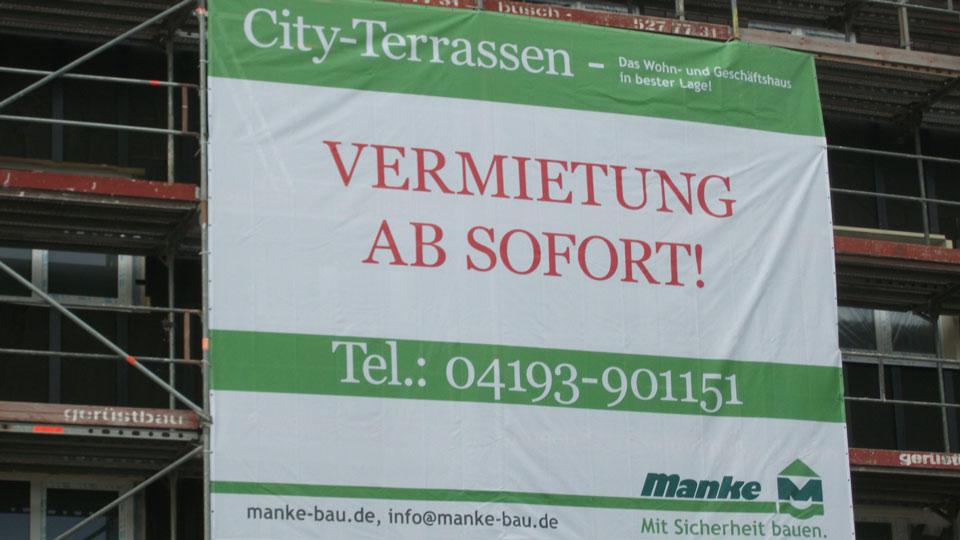 Manke - Banner | Gennat + Petersen Werbung