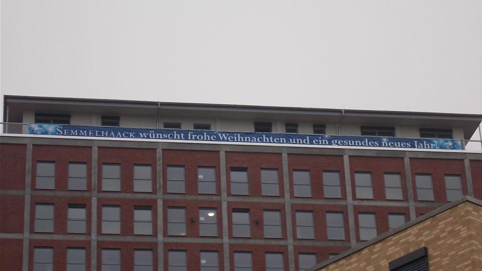 Semmelhaack - Banner | Gennat + Petersen Werbung