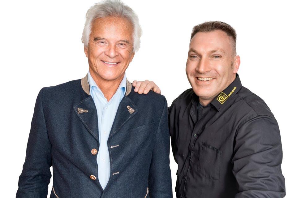 Rolf Petersen - Olaf Gennat - Das Team | Gennat + Petersen Werbung
